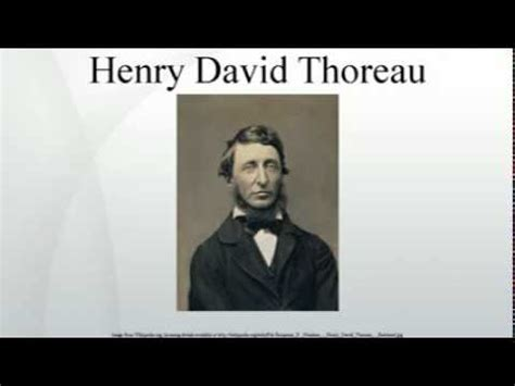 Thoreau civil disobediance essay